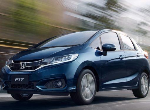 Honda lanza el Fit con restyling y ESP a $625.000