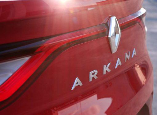 El nuevo SUV de Renault se llamará Arkana