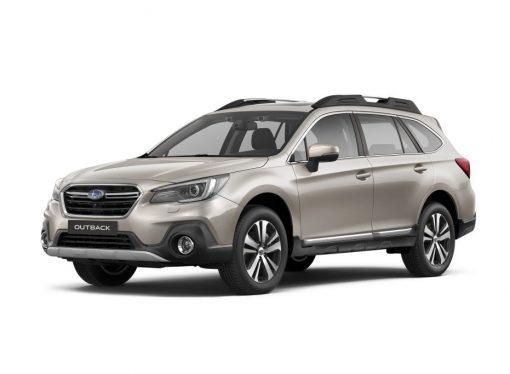 Subaru incorpora el Eyesight en el Outback