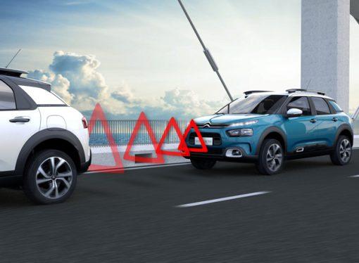 Citroën C4 Cactus: las 12 ayudas a la conducción