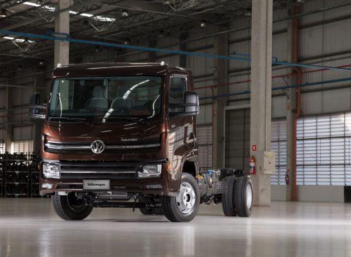 Volkswagen lanza el Delivery 6.160