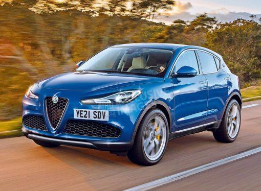 Así serán los nuevos SUV de Alfa Romeo