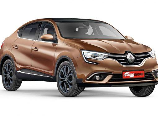 Nueva proyección de cómo será el SUV coupé de Renault
