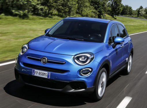 Fiat 500X: restyling y nuevos motores en Europa