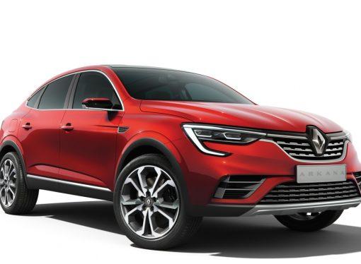 Arkana: así es el nuevo SUV de Renault