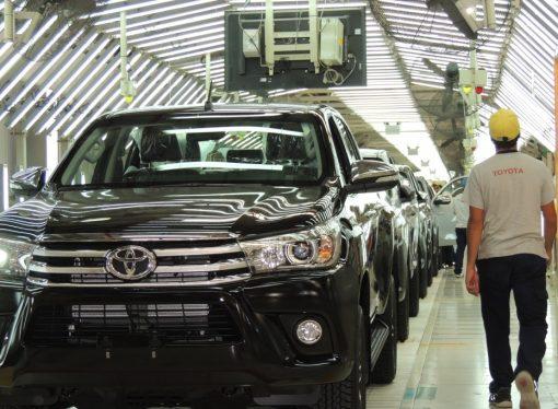 Toyota utilizará energía renovable en Zárate