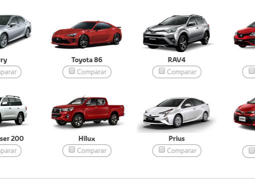 5 años de garantía para todos los Toyota