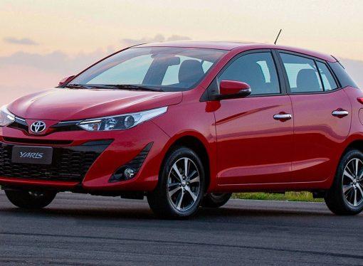 Toyota Yaris hatch: cómo queda ante sus rivales
