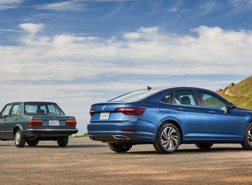 Jetta, Bora, Vento: la historia de los sedanes medianos de VW