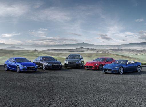 Maserati se lanza en la Argentina