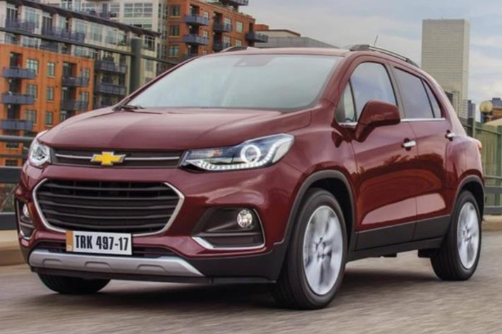 Chevrolet ya no vende la Tracker mexicana