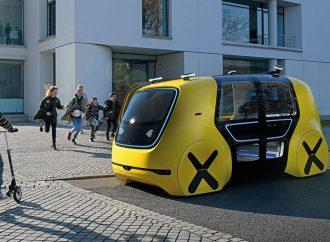 Los taxis autónomos, a punto de debutar en Alemania