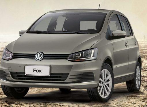 Volkswagen ya no trae el Fox