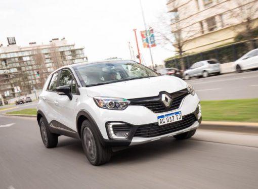 Renault lanza la Captur le coq sportif
