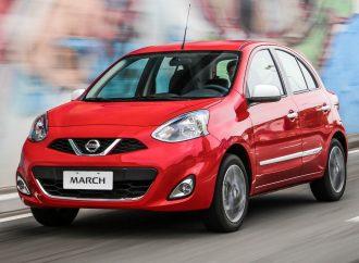 Nissan deja de producir el March en Brasil (actualizada)