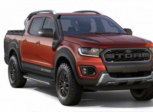Storm y Black, dos concept para la Ford Ranger