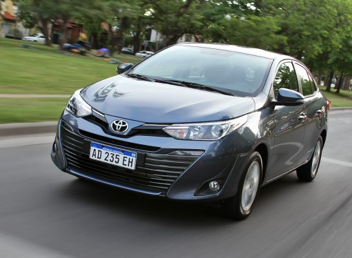 Prueba: Toyota Yaris sedán XLS Pack CVT