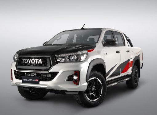 Toyota le pone precio a la Hilux GR Sport