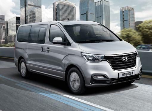 Hyundai lanza la renovada H1