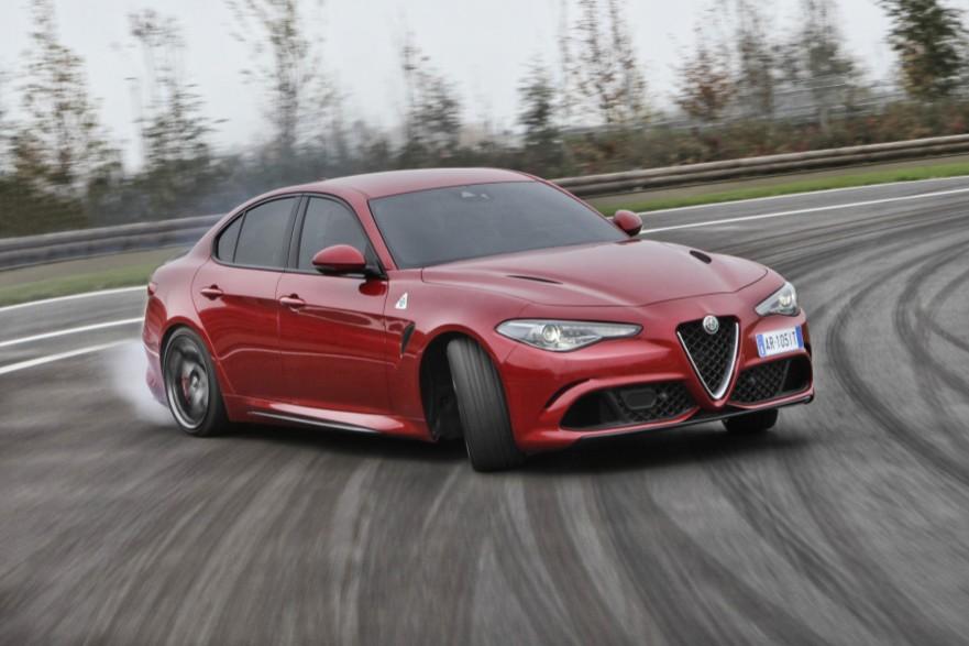 Alfa Romeo abandonará la plataforma de tracción trasera