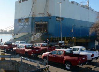Toyota Argentina ya exportó un millón de unidades