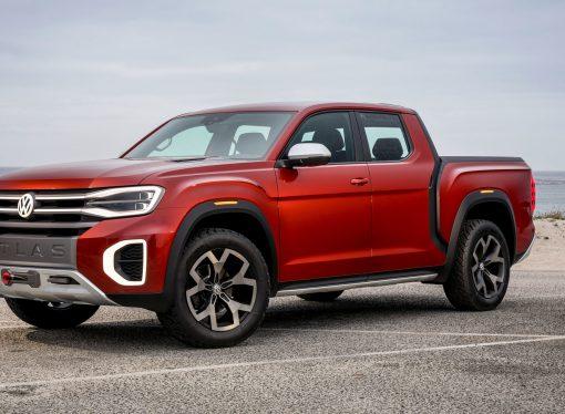 Volkswagen podría usar la plataforma de la Ranger