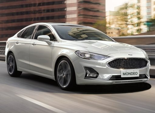 Ford lanza el rediseño del Mondeo