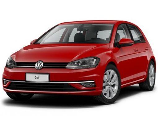 VW Golf: apenas sobreviven tres versiones