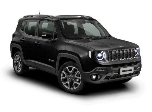 Jeep lanza el restyling del Renegade