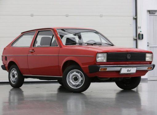 El Volkswagen Gol cumple 40 años