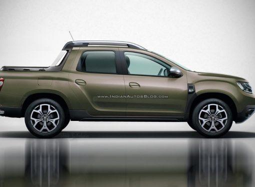 Renault confirma una pick up sobre la nueva Duster