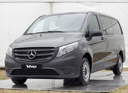 Mercedes deja de producir la Vito (y se concentra en la nueva Sprinter)