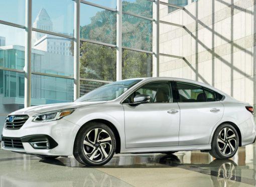 Así es el nuevo Subaru Legacy