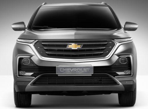 La Chevrolet Captiva revive en Tailandia
