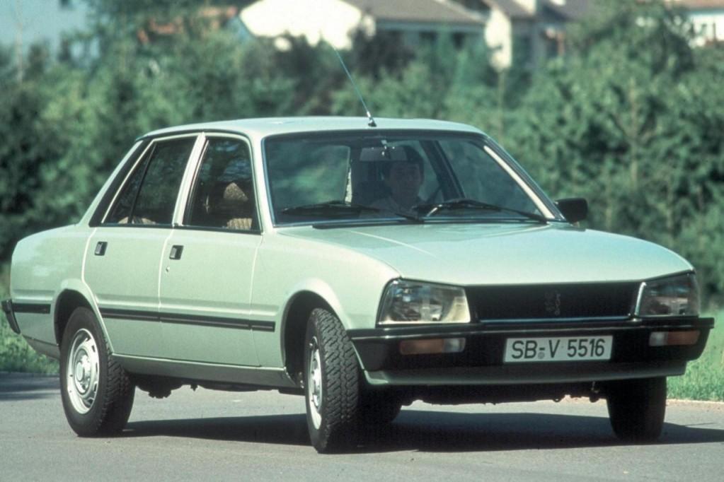 A 40 años de la aparición del Peugeot 505 argentino