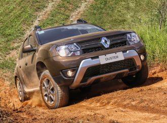 La Renault Duster queda como el único SUV compacto naftero 4×4 regional