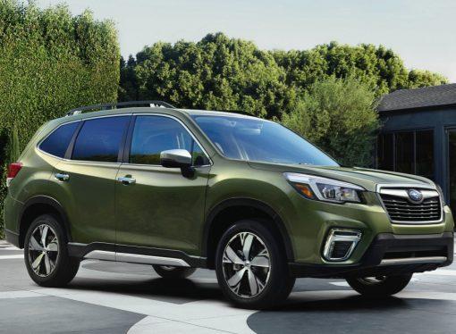 Subaru lanza la preventa de la nueva Forester
