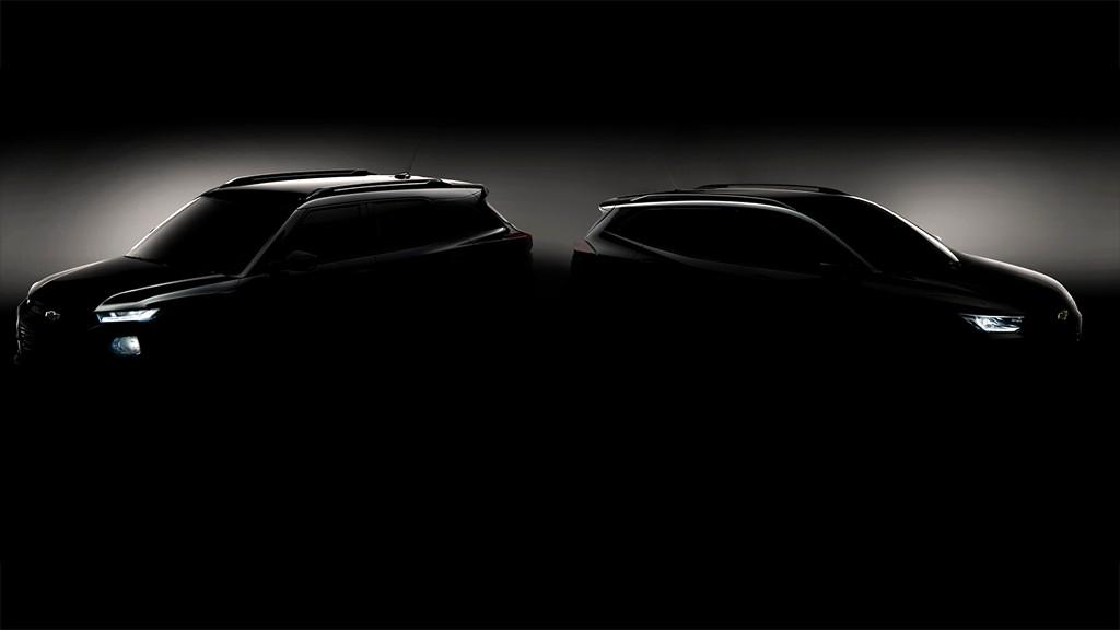 Chevrolet anticipa las nuevas Tracker y TrailBlazer