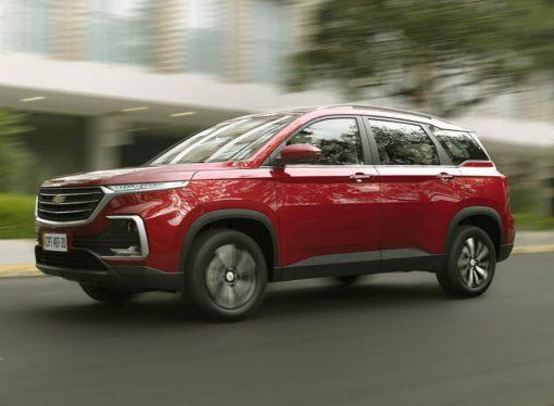 La Chevrolet Captiva llega a Sudamérica, pero no a la Argentina