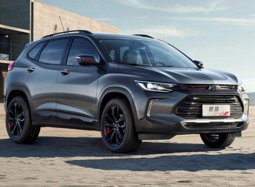 Chevrolet muestra las nuevas Tracker y TrailBlazer