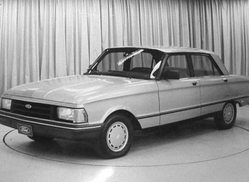 Los Ford Falcon que no fueron