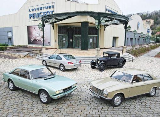 Las tres cifras de Peugeot cumplen 90 años