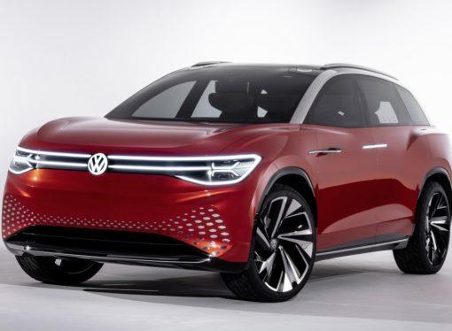 Roomzz: el SUV eléctrico más grande de VW