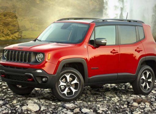 Jeep completa el restyling del Renegade