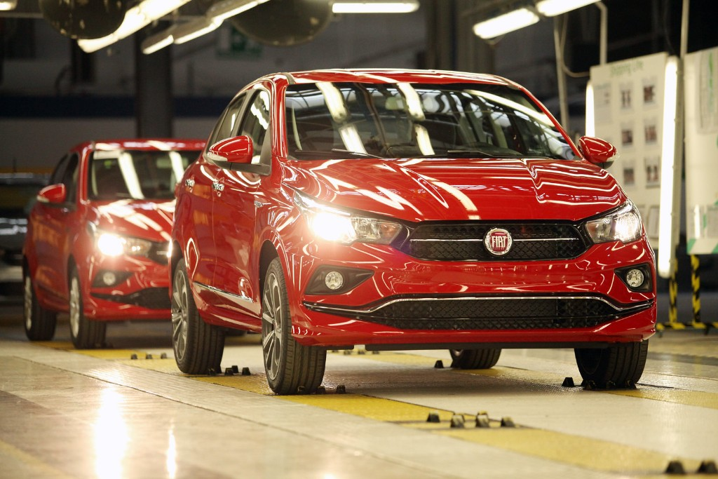 Fiat también te invita a recorrer su planta en 360°