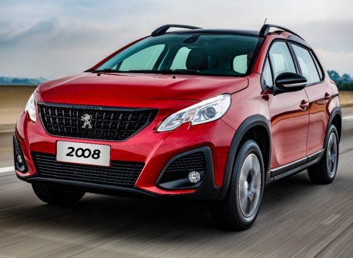 Peugeot lanza el renovado 2008 en Brasil
