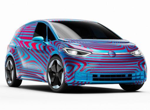 Volkswagen bautiza ID.3 a su primer modelo de la familia eléctrica