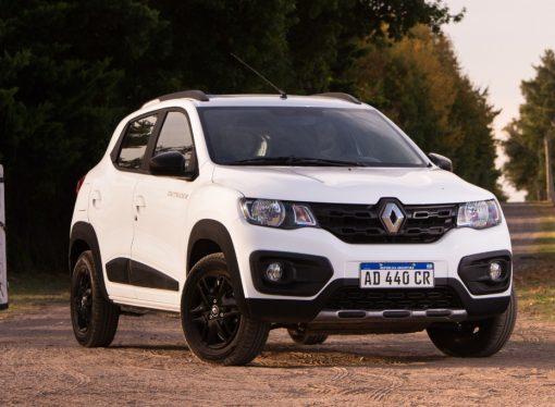 Renault lanza el Kwid Outsider