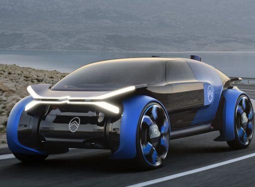 19_19: el prototipo centenario de Citroën