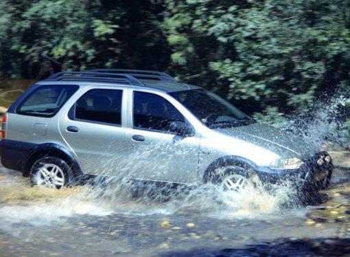 La gama Adventure de Fiat cumple 20 años